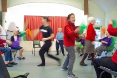 Bolder Not Older, Dance West