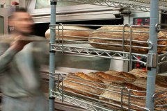 Bread Bread for St Clements Cafe, London