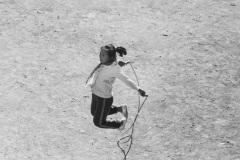 Skipping Girl, Quingdao, China