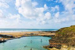 Bude Tidal Pool, Cornwall