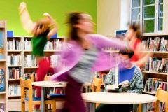 Dance in Libraries, Seke Chimutengwende, Richmond Arts Service