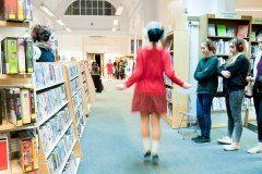 Dance in Libraries, What We Love, Richmond Arts Service