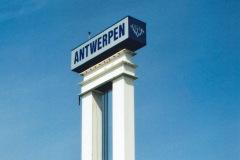 Antwerp, Belgium, The Observer