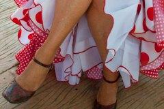Legs, Feria Jerez de La Frontera, Spain