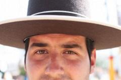 Horseman in Hat, Feria Jerez de La Frontera, Spain