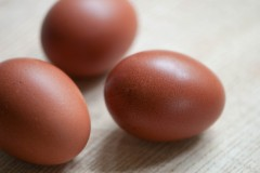 Impeccable Eggs, Heritage Breeds