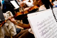 Sheet Music, Simon Bolivar Youth Orchestra Rehearsals, The Guardian