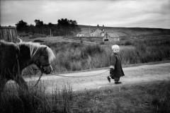 Finn Wigan, Borrobol, Scotland
