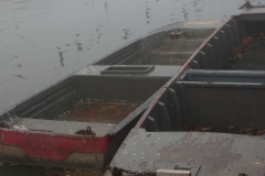 Boats, Eel Pie Island, Thames Series