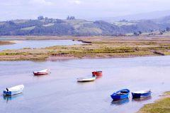 Ria de San Vincente de la barquera, Cantabria, Spain, The Observer