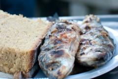 Sardine Festival, Eiras Galicia, Spain
