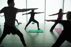 Yoga, Laban Centre. Lewisham Council